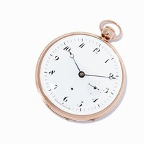 Brequet et Fils Pocket Watch with Repetition