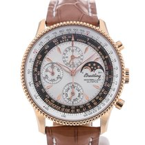 Breitling Navitimer Montbrillant Olympus 42 Automatic Moon Phase