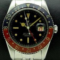 Rolex GMT Master Bakelite Ref. 6542 spyder and gilt dial