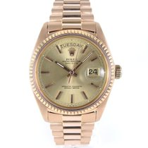 Rolex Day-Date Vintage 1803 Rose Gold