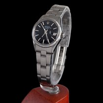 Rolex OYSTER PERPETUAL DATE LADY STEEL