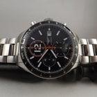 Longines ef. L36364 grande vitesse chronograph black B&P