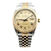 Rolex SS/18K Yellow Gold Rolex Datejust Ref. 16013