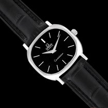 Omega 1978 Constellation Mens Midsize Quartz Watch, Quick-Setting