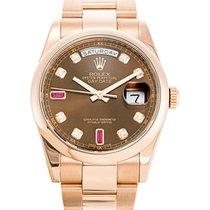 Rolex Watch Day-Date 118205F