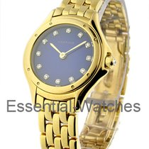 Cartier WF8016B9 Cougar 26mm Ladies Size - Yellow Gold with...