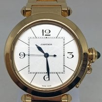 Cartier 18ct yellow gold 42mm Cartier Pasha