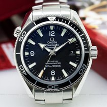 Omega 232.30.42.21.01.001 Seamaster Co Axial Planet Ocean SS...