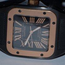 Cartier Santos 100 XL PVD 18K Rose Gold