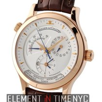 Jaeger-LeCoultre Master Control Geographic 18k Rose Gold 38mm...