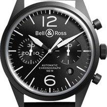 Bell & Ross Vintage BR126 Carbon Black