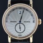 Chronoswiss Delphis Jump Hour Rose gold 1998