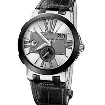 Ulysse Nardin Executive Dual Time 243-00/421 Watch