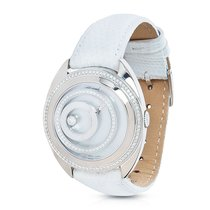 Chopard Happy Spirit 18K White Gold, Diamond, MOP Quartz...