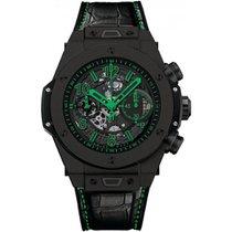 Hublot Big Bang Unico Black 411.CI.1190.LR.ABG14 Green 45.5mm...