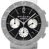 Bulgari Bulgari Bulgari-Bulgari Chronograph BB38BSSDCH