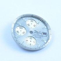 Breitling Zifferblatt Dial Chronomat Evolution Rar + Tachy