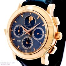 IWC Grande Complication Ref-IW377025 18k Rose Gold Chrono...
