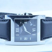 Longines Dolce Vita Herren Uhr Quartz Stahl/stahl 34mm