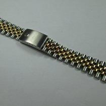 Rolex Gold Steel Jubilee Bracelet 20 mm