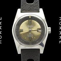 Aquastar Genève Diver 63 Inner Bezel Automatic 200M - 1963