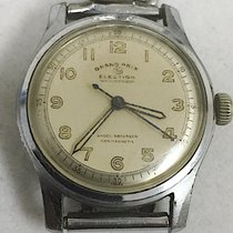 Election Antique Grand Prix Election 1914 Military Watch W/...