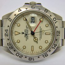 "Rolex rare  EXPLORER II  ""Cream / Ivory Dial"" - Ref...."
