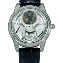 Glashütte Original Alfred Helwig Tourbillon 2 Platinum Limited...