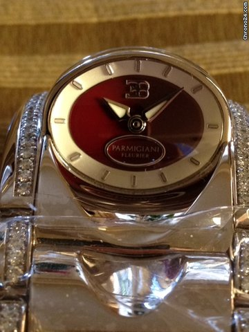 Parmigiani Fleurier BUGATTI