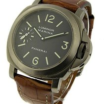 Panerai PAM 00061 PAM 61 - Luminor Marina in Titanium - on...
