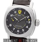 Panerai Ferrari Collection Scuderia GMT Stainless Steel 45mm...