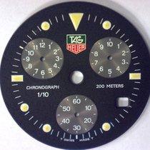 TAG Heuer Formule 1 Quartz Chronograph black dial