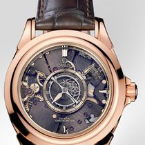 Omega TOURBILLON CO-AXIAL NUMBERED EDITION 38.7 MM