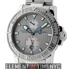 Ulysse Nardin Maxi Marine Diver Chronometer Stainless Steel...