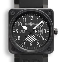 Bell & Ross Aviation BR01 Altimeter