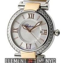 Chopard Imperiale Steel & Rose Gold Diamond Bezel 36mm...