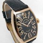 Franck Muller Sunset 5850 SC Mens Solid 18K Rose Gold 40mm Watch