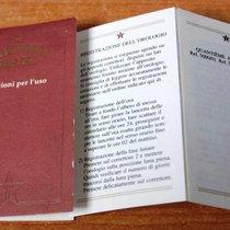 Theorein vintage booklet ref.5000/01 - 5287 - 5287sq - quantieme