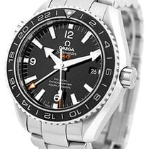 "Omega ""Seamaster Planet Ocean 600m GMT""."