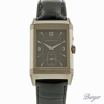Jaeger-LeCoultre Reverso Duoface Night and Day White Gold
