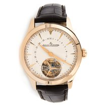 Jaeger-LeCoultre Master Date Tourbillon Automatic Men's Watch