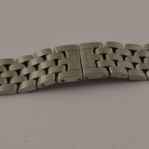 Longines Dolce Vita Stahl Armband Bracelet Rar Stahl/stahl 21mm