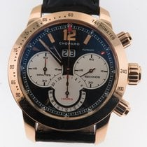 Chopard Mille Miglia Jacky Ickx 18k Rose Gold Edition 4...