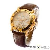 Chopard Happy Sport chronograph 42 mm rose gold