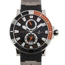 Ulysse Nardin Marine Diver 45 Automatic Power Reserve Black Dial