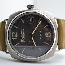 Panerai Radiomir 8 Days Titanium PAM 346 - LC100