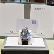 IWC Schaffhausen IW371701 Pilot's Chronograph Box and papers