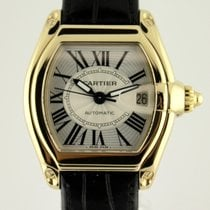Cartier Roadster W62005V2 18Kt Yellow Gold
