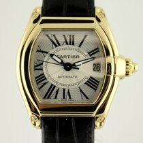 Cartier W62005V2  Roadster  18Kt Yellow Gold