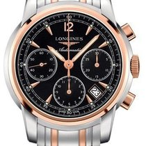 Longines Saint-Imier Chronograph Automatic Mens Watch L27535527